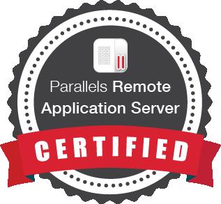 Parallels RAS Certified Partner