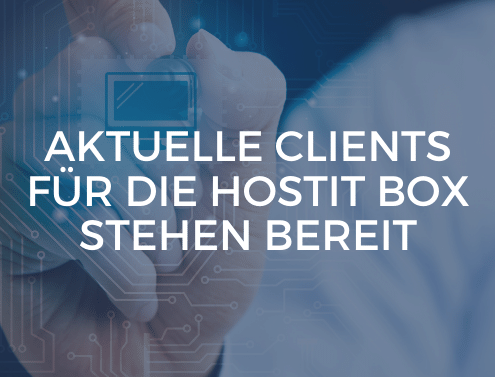 Aktuelle Clients hostit