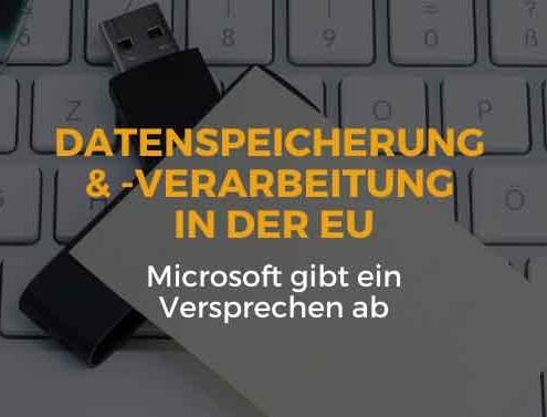 Datenspeicherung und -verarbeitung