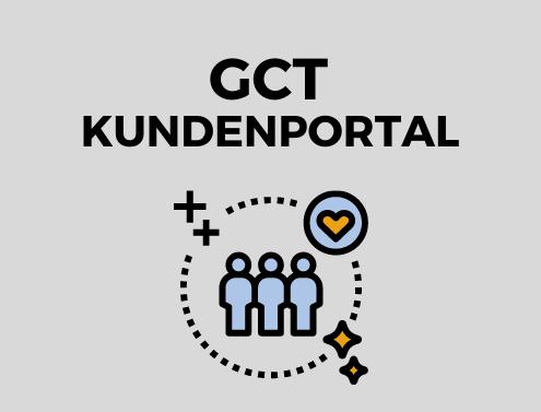 GCT Kundenportal
