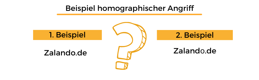 Homographischer Angriff