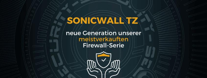 SonicWall meisterverkaufte Firewall