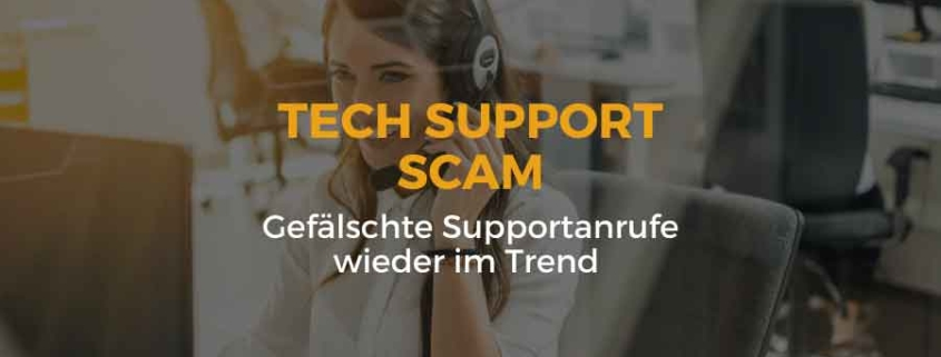 Tech Support Scam