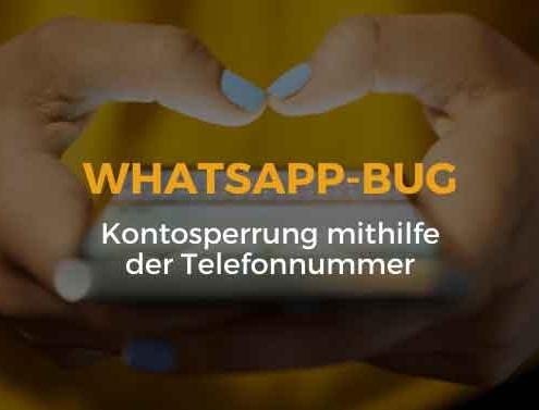 WhatsApp-Bug