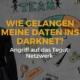 Wie gelangen meine Daten ins Darknet